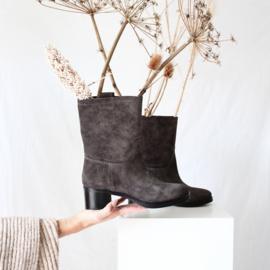 Bonnie mid boot in 'Carbon' | FELIZ laarzen