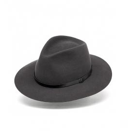 Brasil hoed in 'Dark Grey'
