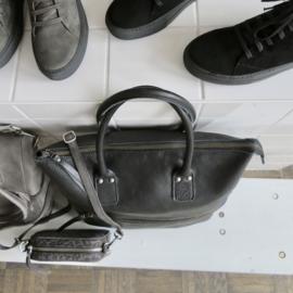 Rose tote bag in 'Black'