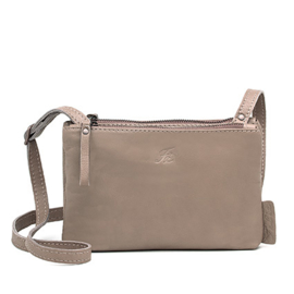 Vita duo bag in 'Nougat'