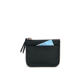 Coin purse in 'Black'
