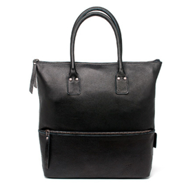 Rose tote bag in 'Black'
