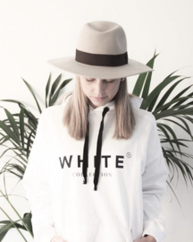 Capline floppy hoed in 'Off White'