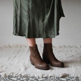 Donna enkellaarsje in 'Lizaro' nubuck   Feliz laarzen
