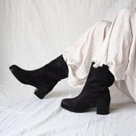 Bonnie Croco laarzen 'Off Black'   FELIZ laarzen