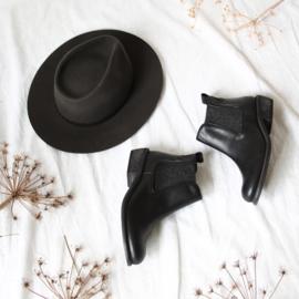 Wynther chelsea in 'Black' | FELIZ laarzen