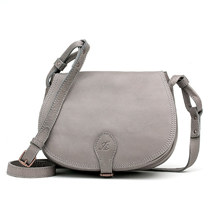 Valerie sadde bag in 'Grey'