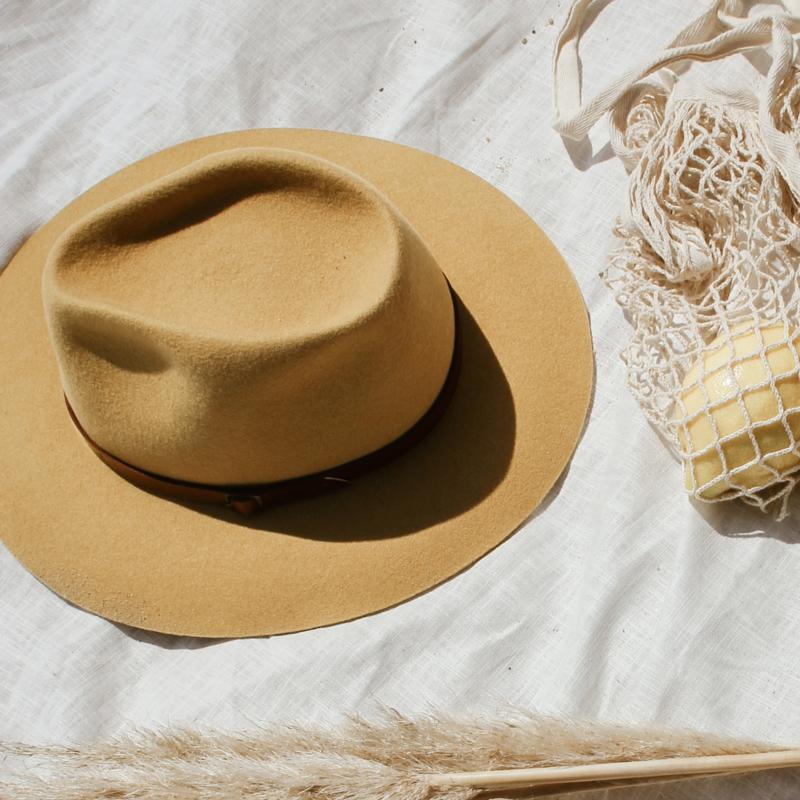 Brasil hat in 'Sun Ray'
