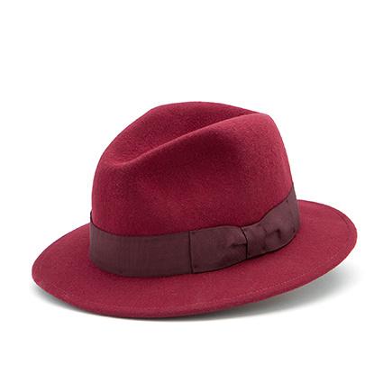 Amende hoed in 'Beaujolais'