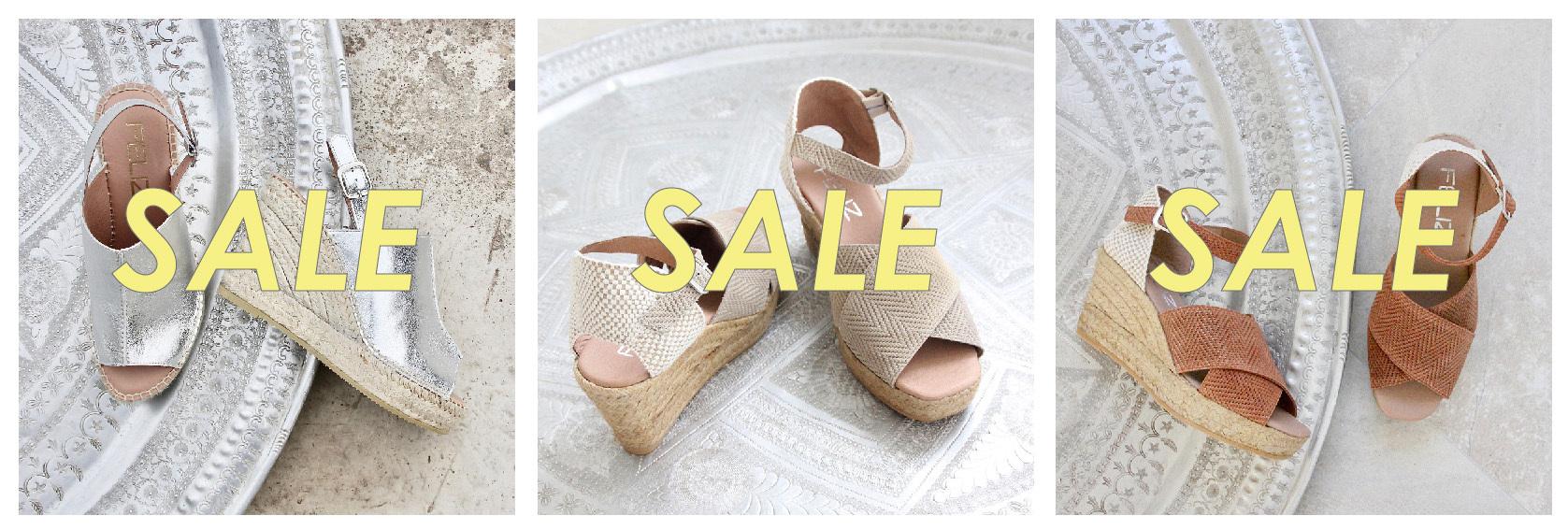 Espadrilles FELIZ shoes SS2019 sandalen SALE