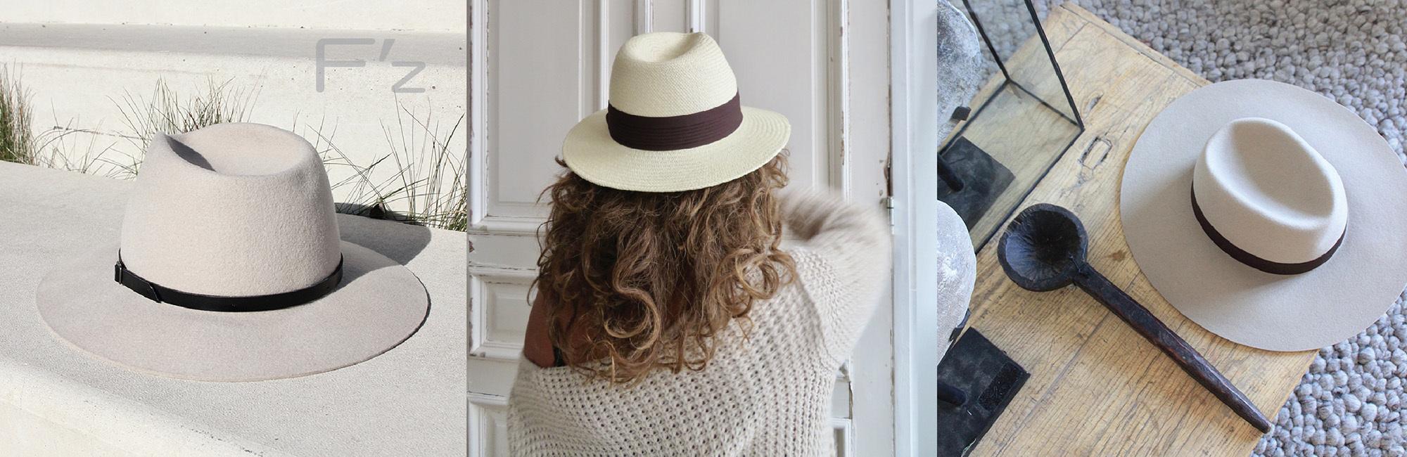 Summer 2020 hoeden hats