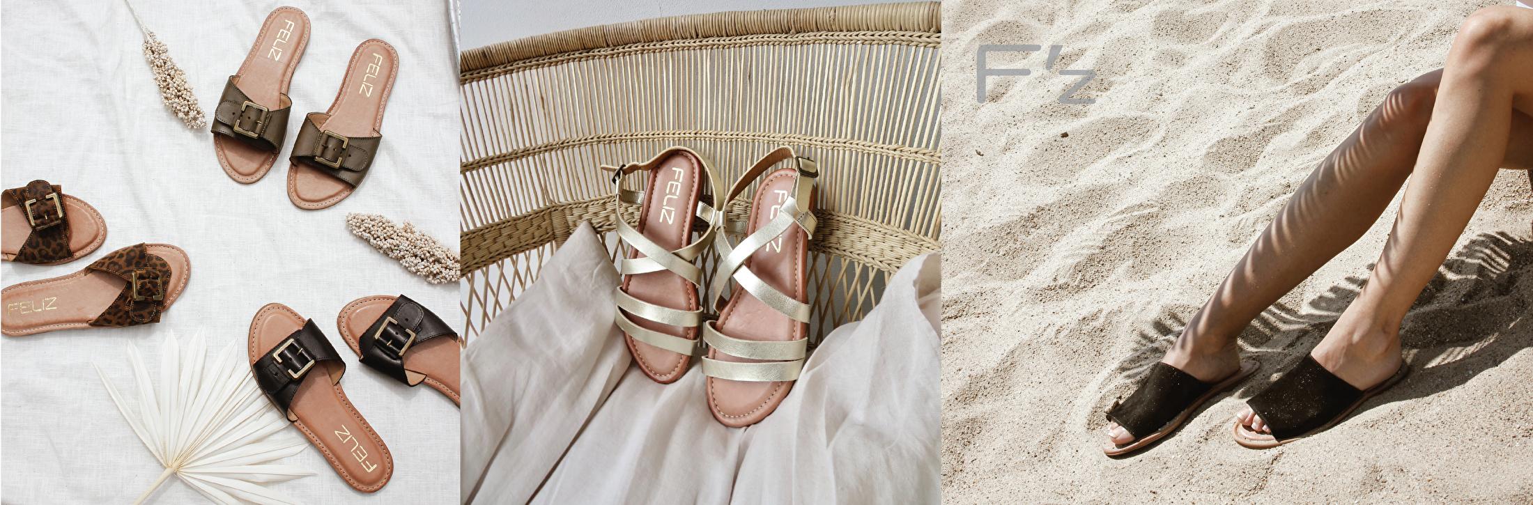 Summer 2020 sandalen update