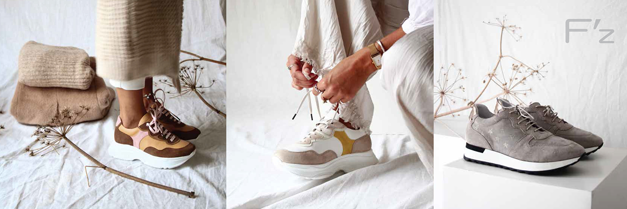 W20 sneakers product pagina