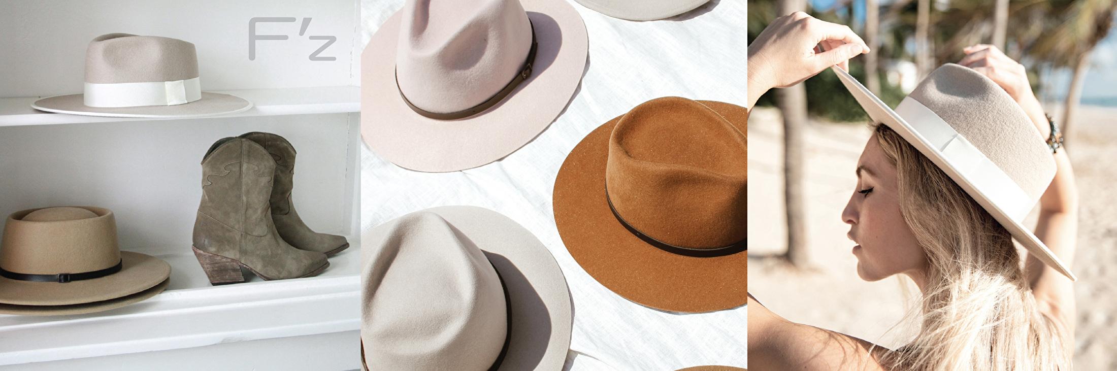 SS21 hoeden FELIZ