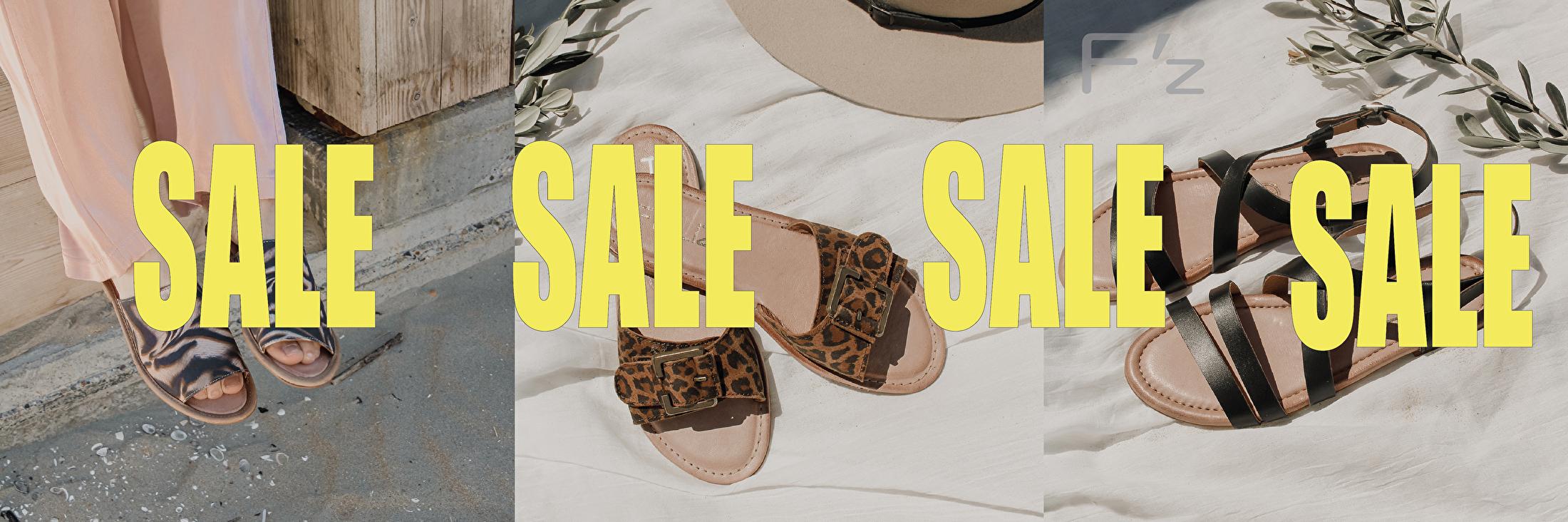 SS21 sandalen SALE FELIZ
