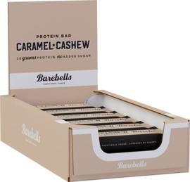 BAREBELLS CARAMEL CASHEW DOOS 12 STUKS
