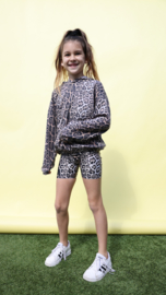ONZIE KIDS SWEATSHIRT - LEOPARD