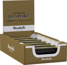 BAREBELLS SALTY & PEANUT PER DOOS 12 STUKS