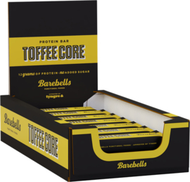 BAREBELLS TOFFE 1 DOOS 18 STUKS