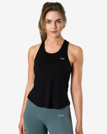 ICIW EVERYDAY TANK TOP BLACK
