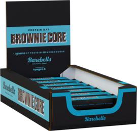 BAREBELLS BROWNIE CORE 1 DOOS 18 STUKS