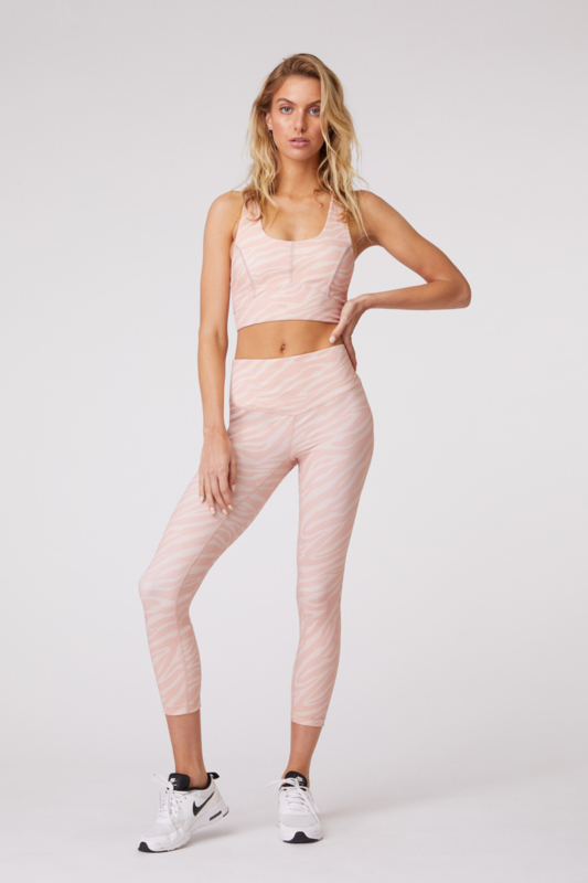 L'URV  OPEN OASIS CROP TOP