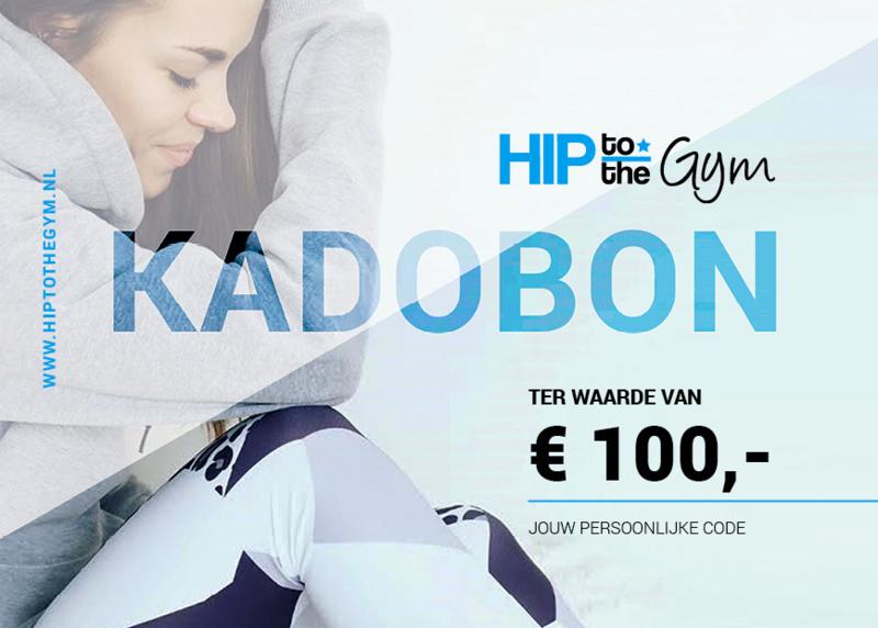 KADOBON TER WAARDE VAN 100,-