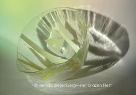 """glas sculptuur """"Licht"""""""