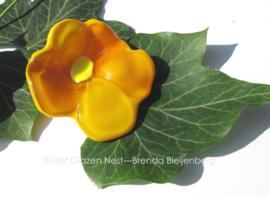 klein geel bloemetje