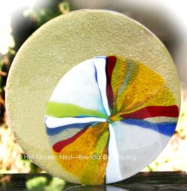 Cirkel in glascirkel