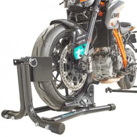 Motor inrijklem