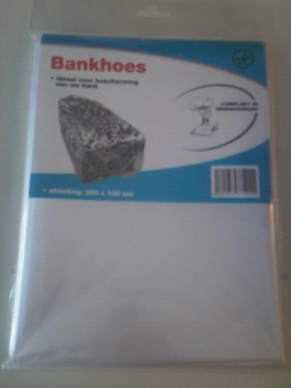 Bankhoes 2-3 persoons