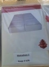 Matrashoes 2 pers.