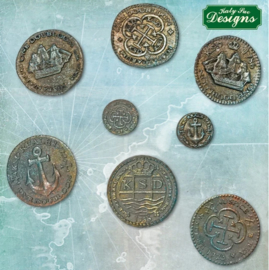 Treasure coins ( Katy sue)