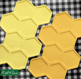 Large Continuous Honeycomb ( Katy Sue)