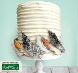 Feathers mold ( Katy sue)