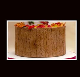 Continuous tree bark mold ( Katy Sue)