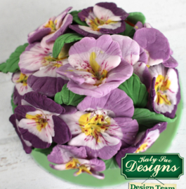 Pansies mold ( Katy Sue)