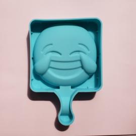 Cake/ijs mold emoticons