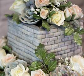 Rustic brickwork ( Karen Davies)