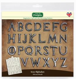 Iron Alphabet ( Katy Sue)