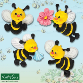 Zuzz and Friends Bees ( Katy Sue)