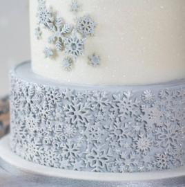 Sugar snowflakes mold ( karen Davies)