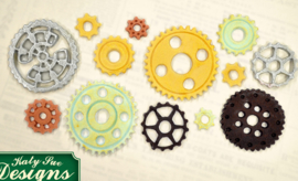 Cogs and wheels ( Kay Sue)