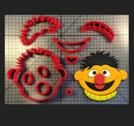 3-D uitsteker  ( 7,5 en 10 cm)