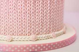 Chunky knit (Karen Davies)