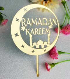 Acryl topper Ramadan Kareem