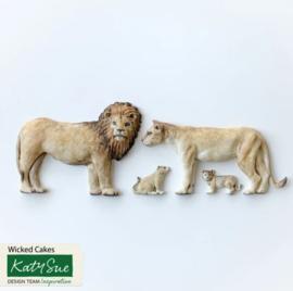 Lion Family ( Katy Sue)
