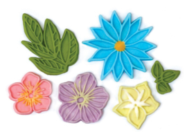 Stylised Flowers  ( Katy Sue)