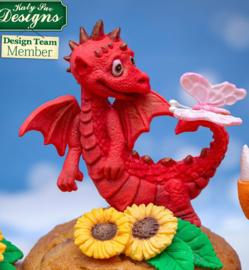 Little dragon ( Katy Sue)